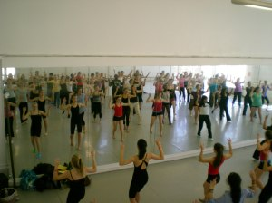 "Celebrating dance at the ""Dance-All Day"" event at Lines Ballet, San Francisco."