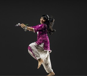Mona Khan Company Bacha Emerging Performers at the SF Ethnic Dance Festival. Photographer: RJ Muna