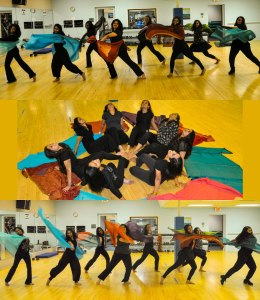 Mona Khan Company Bollywood Dance class for Adults.