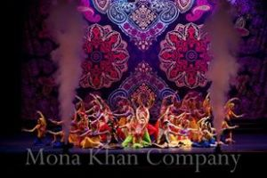 "Mona Khan Company dancers & Emerging Performers in ""Naach Nation Redefined"" at ""America's Got Bollywood"""
