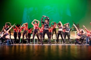 """The Kingdom of Pop"" choreographed by Shannon Hanly, ""America's Got Bollywood"", Spring Showcase 2013"